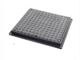 nắp hố ga bằng gang khung nắp vuông
